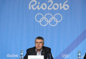 El presidente del Comité Olímpico Internacional, Thomas Bach (Foto: COE)